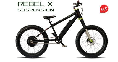 Prodecotech Rebel X Suspension