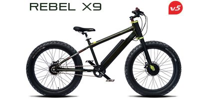 Prodecotech Rebel X9