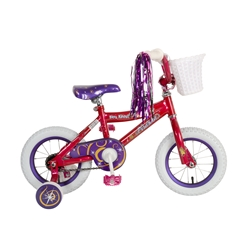 Piranha Bitsy Kitsy Pink 12 Kids Bicycle