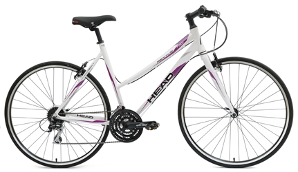 Head Revive L 700C Hybrid Road Bicycle 21 inch