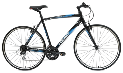 Head Revive M 700C Hybrid Road Bicycle 22 inch