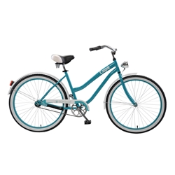 Body Glove Bikes Copa 26.1 Womens Cruiser Bicycle