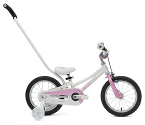 ByK E-250 Pink 14 inch Kids Bicycle