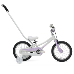 ByK E-250 Lilac 14 inch Kids Bicycle