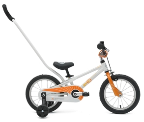 ByK E-250 Orange 14 inch Kids Bicycle
