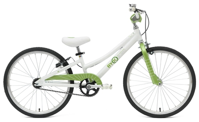 ByK E-450 Lime Green 20 inch Kids Bicycle