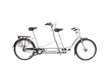 PFIFF Compagno 26 inch Tandem Bicycle