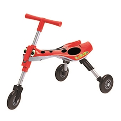 QuickSmart Scuttle Bug Mini Folding Tricycle