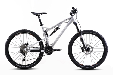 Steppenwolf Tycoon Comp Full Suspension Bicycle 27.5 X 50 cm