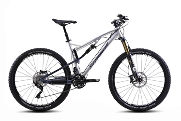Steppenwolf Tycoon LTD Pro Full Suspension Bicycle 27.5 X 50 cm