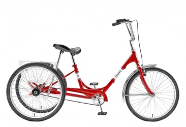 SUN BICYCLES Traditional 24 SUN BICYCLES Traditional 24 Recreational Adult Trike