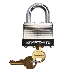 KRYPTONITE Laminated Steel Padlock
