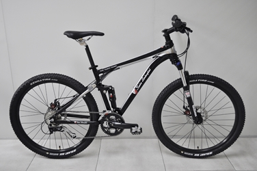 Lamborghini Dual Suspension Mountain Bike