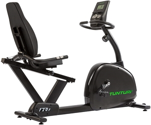 Tunturi F20-R Competence Series Recumbent Exercise Bike