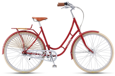 Viva Juliett Classic 7 R.47 City Cruiser Bicycle