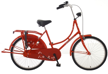 Hollandia New Oma 24 Dutch Cruiser Bicycle