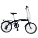 Hollandia Amsterdam 7 20 Folding Bicycle - NAHOLL-17
