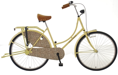 Hollandia City Leopard 28 Dutch Cruiser Bicycle