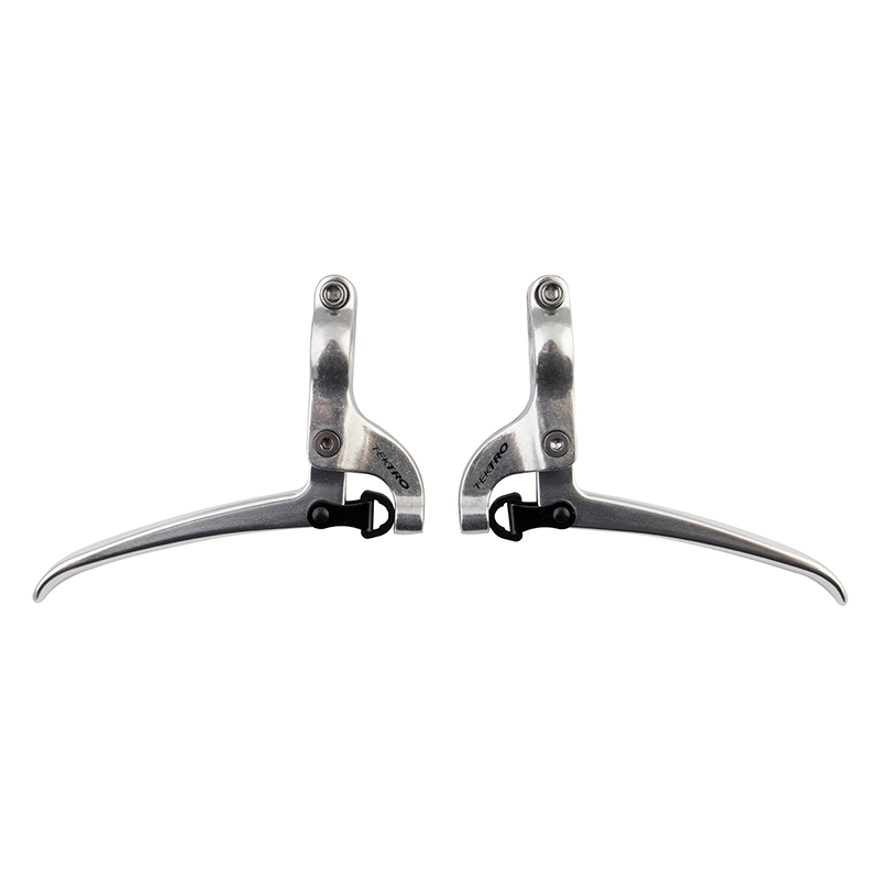 Tektro Bicycle FL750 Road Single Speed Bike Brake Lever 22.2mm Black or Silver