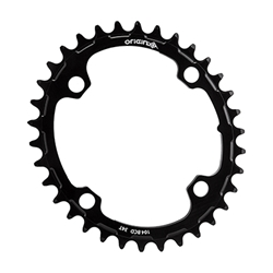 ORIGIN8 Holdfast Oval 1x Chainring 104mm BCD