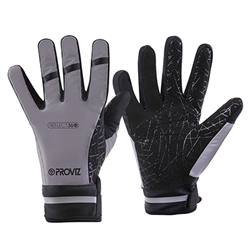 PROVIZ Reflect360 Waterproof Cycling Gloves