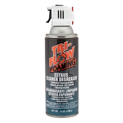 TRI-FLOW Foaming Ctirus Degreaser/Clean