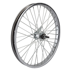 "WHEEL MASTER 20"" Steel Juvenile"
