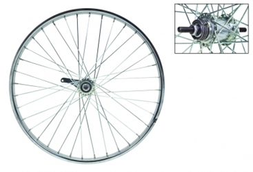 "WHEEL MASTER 24"" Steel Cruiser/Comfort"
