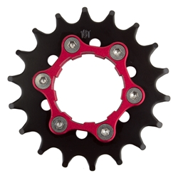 ORIGIN8 Ultim8 Single Speed Cassette/6-Bolt Disc Cog