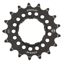 BOX COMPONENTS Pinion Cr-Mo Single Speed Cog