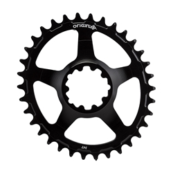 ORIGIN8 Holdfast Oval Direct 1x Chainring Boost