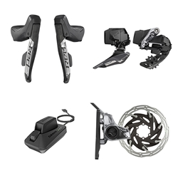 SRAM Red AXS eTap HRD 2x Electronic Road Groupset