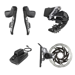 SRAM Red AXS eTap HRD 1x Electronic Road Groupset