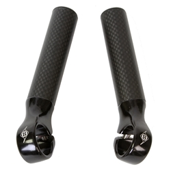 ORIGIN8 3K Carbon Fiber Bar Ends