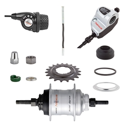 SHIMANO 3-Speed Center Lock Disc Brake