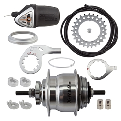 STURMEY ARCHER XRK8 8sp Hub Kit