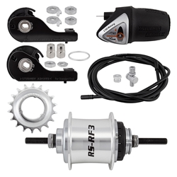 STURMEY ARCHER RSRF3 3sp Hub Kit