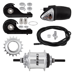 STURMEY ARCHER RSRK3 3sp Hub Kit