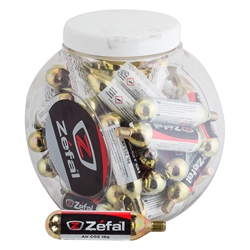 ZEFAL Threaded Co2 Cartridges