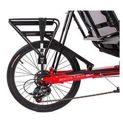 SUN SEEKER Recumbent Rear Carrier