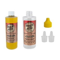 ROCK N ROLL Gold Chain Lube Low Vapor