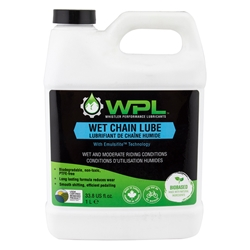 WHISTLER PERFORMANCE Wet Chain Lube