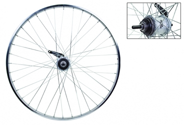 WHEEL MASTER 26x1-3/8 Steel Lightweight Single Wall