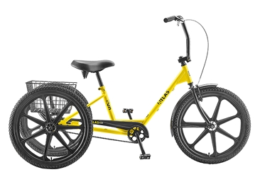 SUN BICYCLES Atlas Transit SUN BICYCLES, Atals, Transit, Industrial, Tricycle, Trike, Heavy Duty