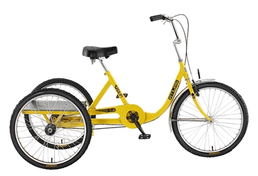 SUN BICYCLES Atlas Cargo 24 Sun Bicycles Atlas, Atlas Cargo 24, Industrial, Trike, Tricycle