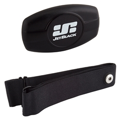 JETBLACK DualBand Heart Rate Monitor