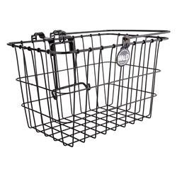 WALD PRODUCTS Quick Release Front Basket