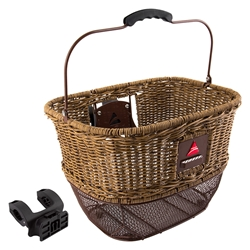 AXIOM City-Wicker DLX Basket