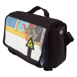 GREEN GURU Kickstand Cooler Picnic Rear Rack Bag