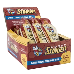HONEY STINGER Honey Stinger Gel Box of 24